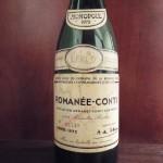 Romanée-conti(ロマネ・コンティ)